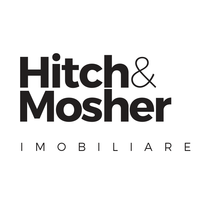 logo hitch and musher imobiliare timisoara